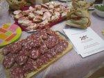 prosciutto cotto e salame di mora romagnola della Macelleria Zivieri