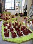 gelatine di fragola di Soc. Agricola Fruttapiù Altedo